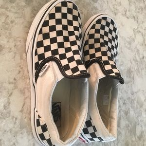 Vans 3.5 checkered shoes